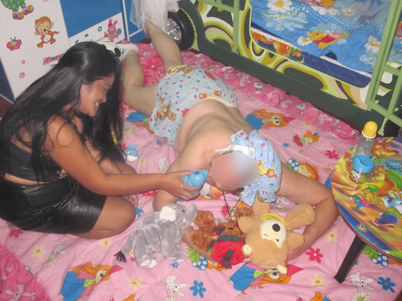 Adult Baby Service 115